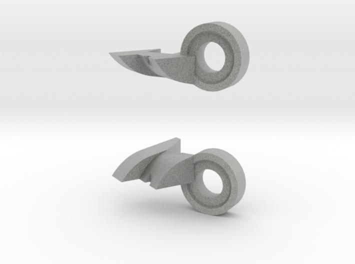 MTMTE Megatron Shoulder Detail 3d printed