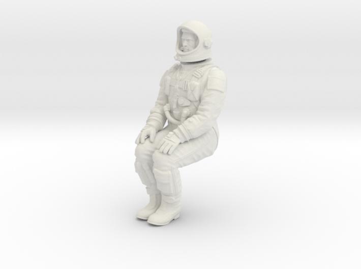 Gemini Astronaut 1:24 (Revell Version) 3d printed
