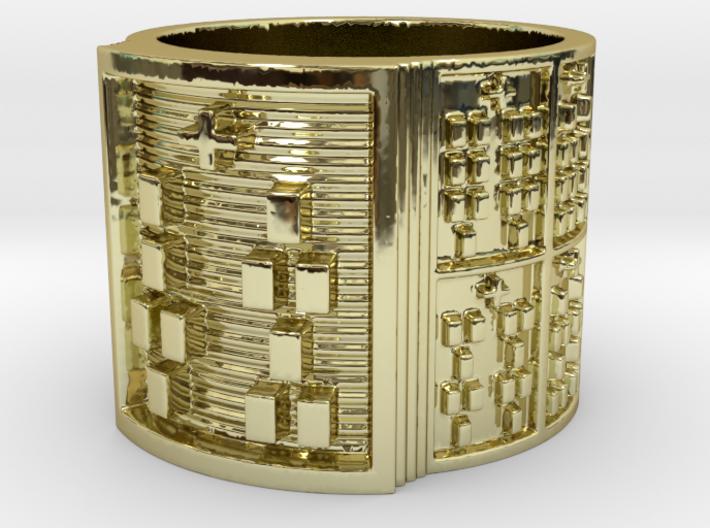 OSHEBILE Ring Size 11-13 3d printed