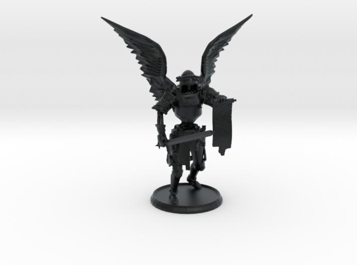 Larzok, Dark Angel of Retribution, 28mm 3d printed