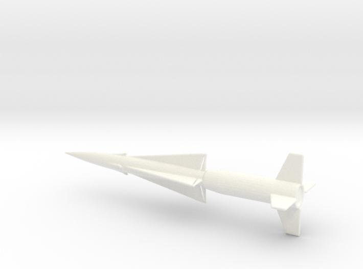 1/160 Scale Nike Ajax Missile 3d printed