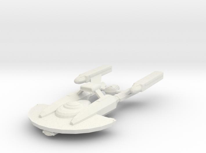 System Fleet NX Escort NG 3d printed