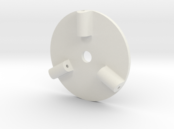 Pica FW190 D9 Propeller Spinner Base 3d printed