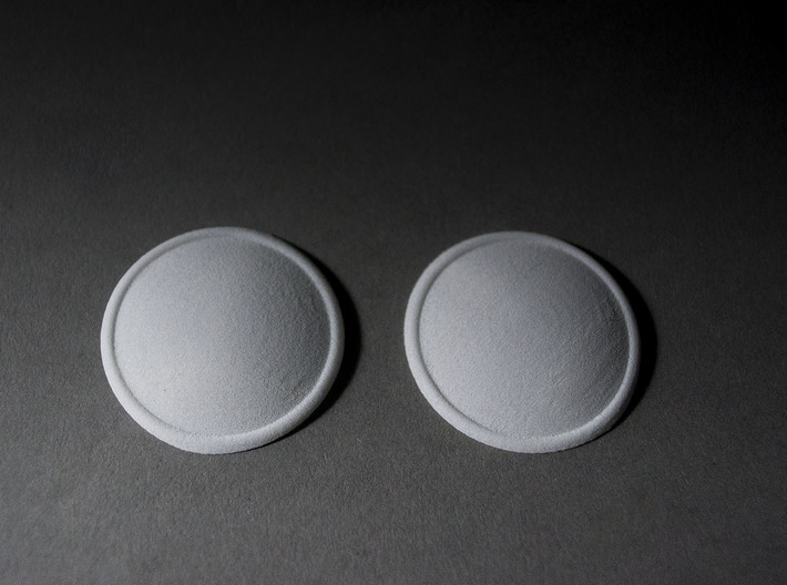 Odango Clips Pair 3d printed