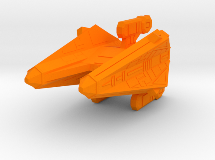 Thorlian Y6 Heavy Cruiser 3d printed