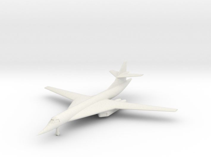1/285 TU-160 Blackjack (x1) 3d printed