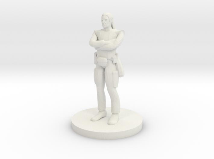Commoner - Darz Helgar 3d printed