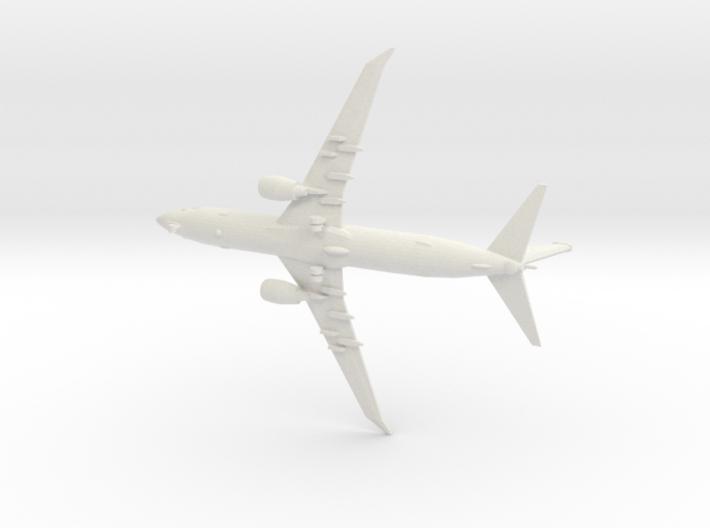 1/350 P-8A Poseidon (Gear Down) 3d printed
