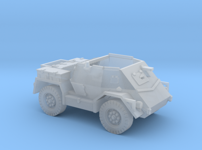 Pattern Wheeled Carrier (New Zealand) 1/200 3d printed