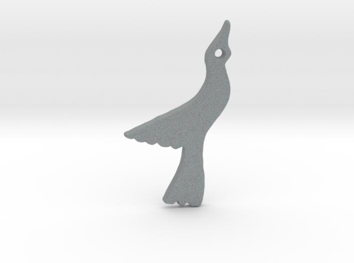 Seagull 3d printed
