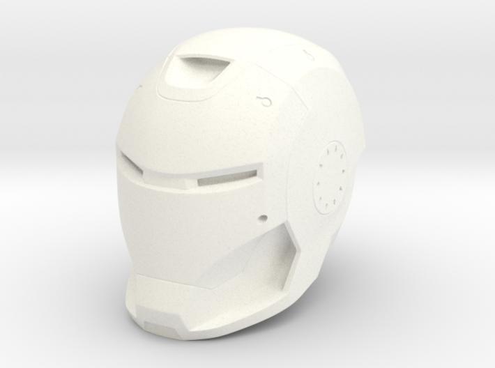 Mk 37 Ironman Hamer head 1/2 scale 3d printed