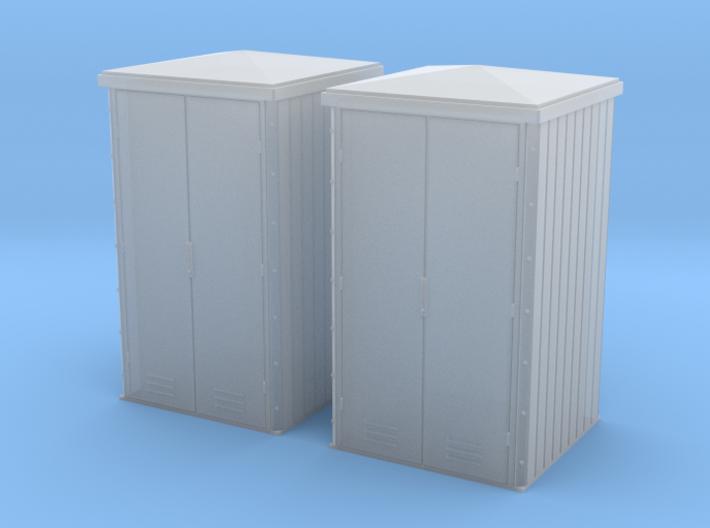 TJ-H04658x2 - Armoires electriques métalliques 3d printed
