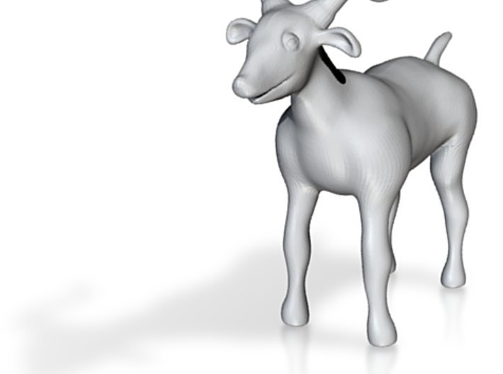 Just one Goat 3d printed just-a-one-little-goat..