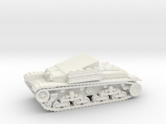 Morserzugmittel 35 tank 1/100 3d printed