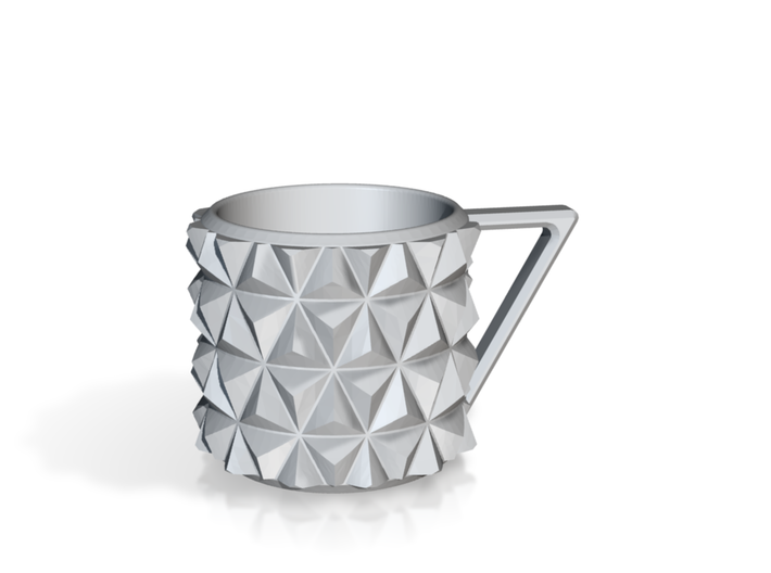 Cappuccino Cup 3d printed