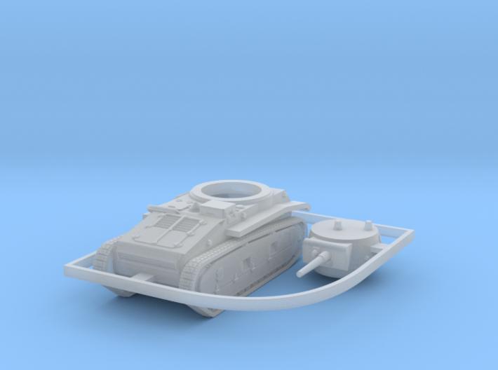 1/144 Leichttraktor Rheinmetall 3d printed