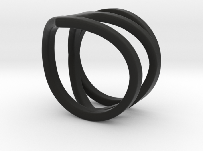 Ring of Affection Ring 3d printed