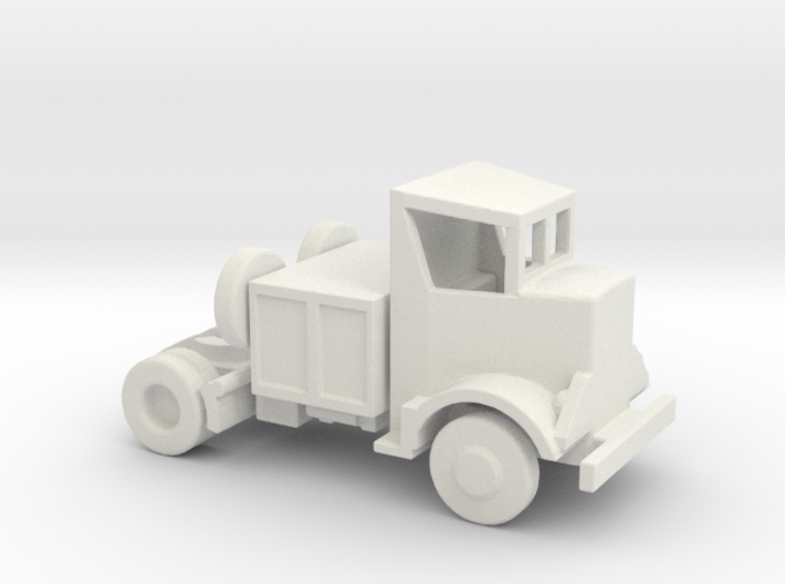 1/160 Scale Autocar Tractor 2 3d printed