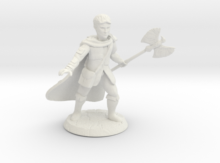 Timo Simplified 3d printed