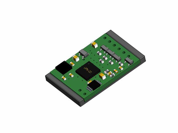 Pico Crumble to Nano Biscotte Adaptor 3d printed