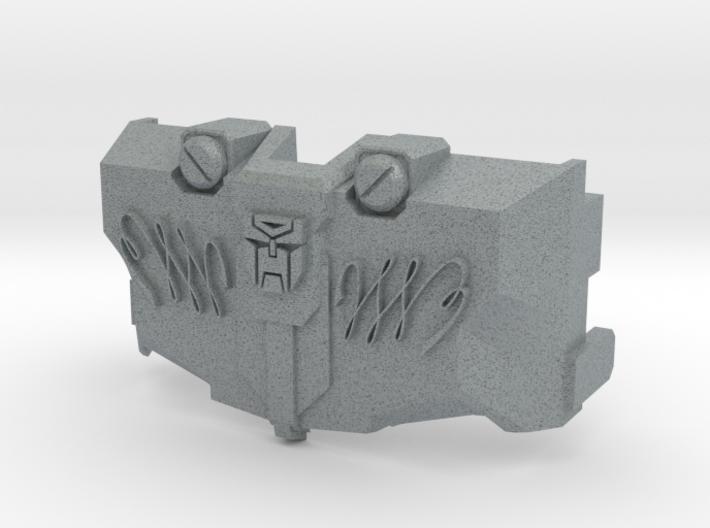 MTMTE Autobot Megatron Chest 3d printed