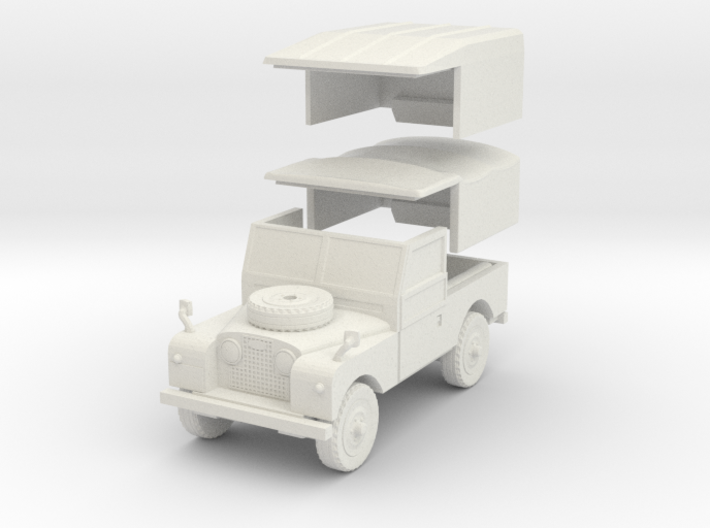 LandRoverS1 88 1 30 3d printed