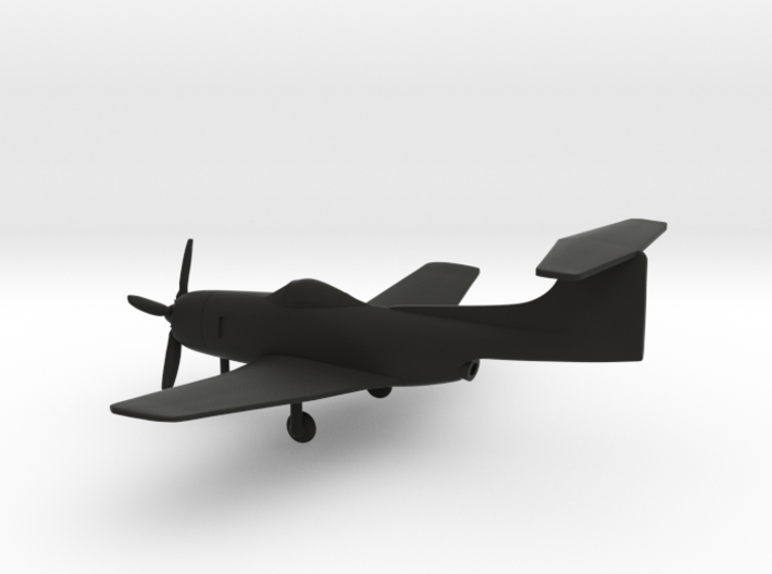 Curtiss XF15C 3d printed