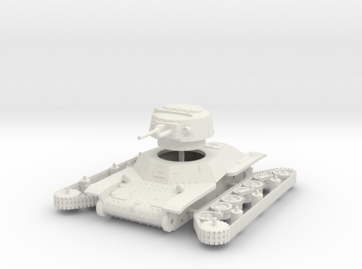 1/72 Type 2 Ke-To light tank 3d printed