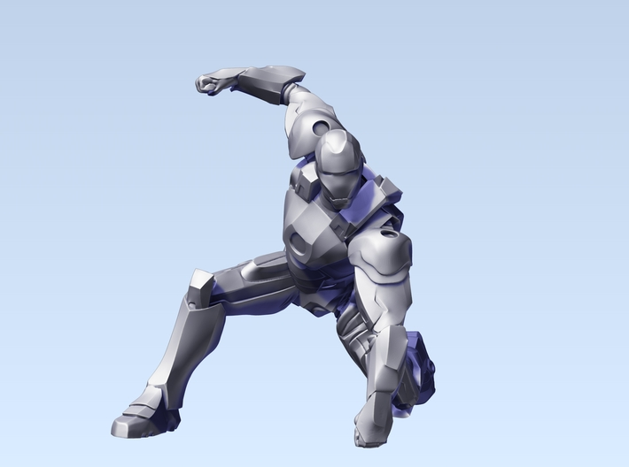 IRONMAN - Just Landed 3d printed