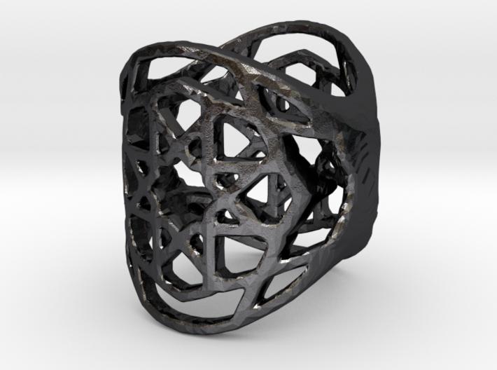 Ringpattern6 3d printed