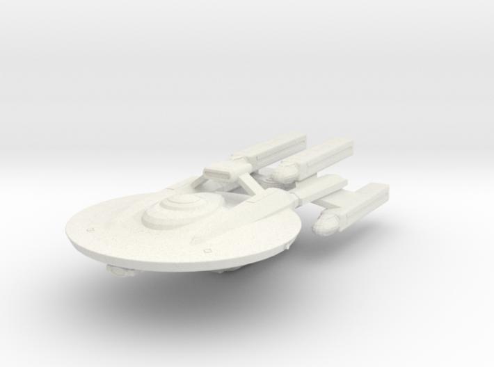 System Fleet NX Battle-Cruiser 3d printed