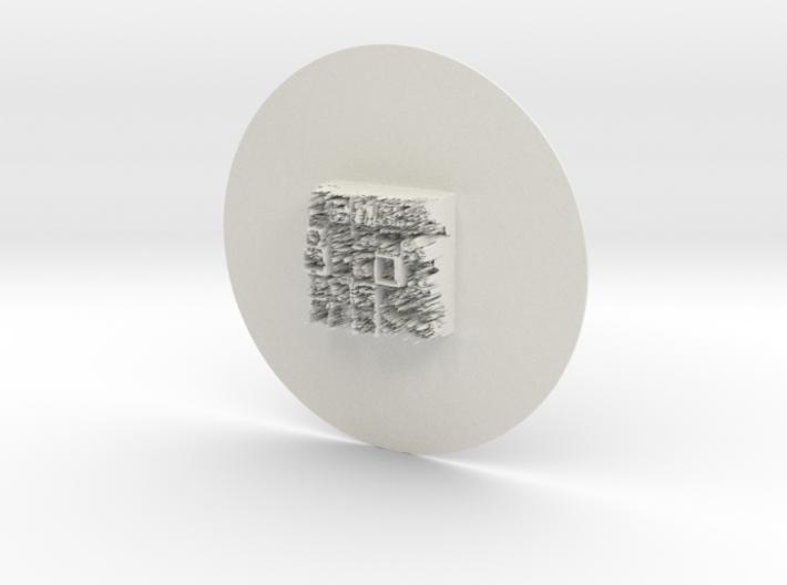 testspinnerversion000000 3d printed