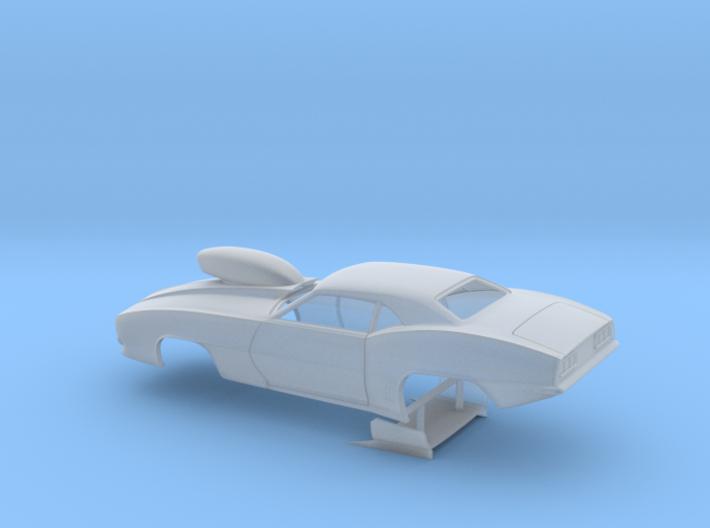 1/64 Pro Mod 69 Camaro W Scoop 3d printed