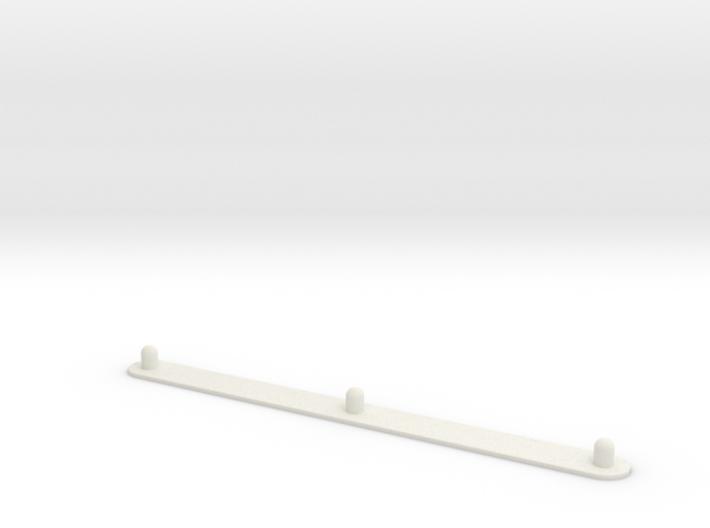 "Animation Peg Bar (8.5"" x 11"" Standard Hole Punch) 3d printed"