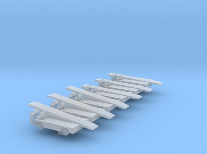 GSE 1:400 6x Conveyor Belt Loader 3d printed