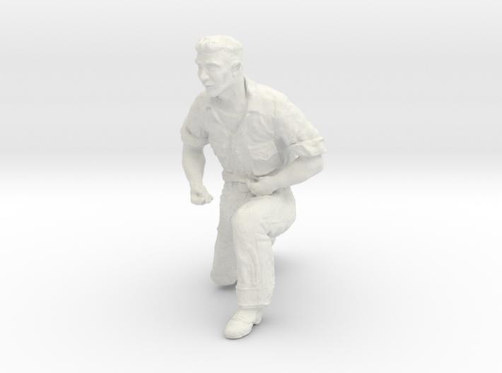 1-16 Generic Worker Figure 11-26-3 3d printed