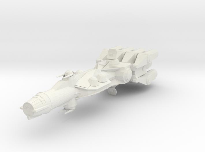 Corvette Refit 3d printed