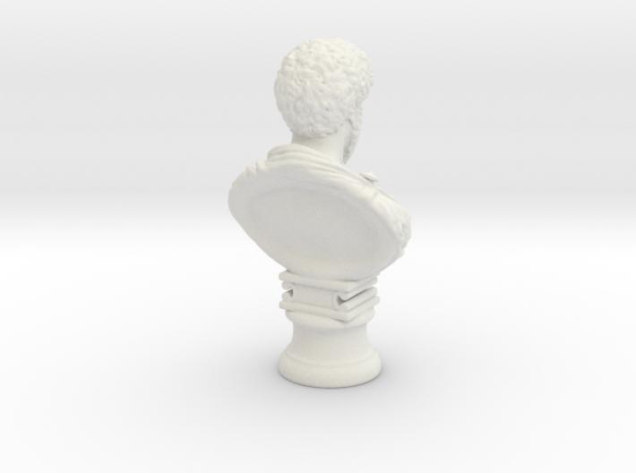 Marcus Aurelius 4 inches 3d printed