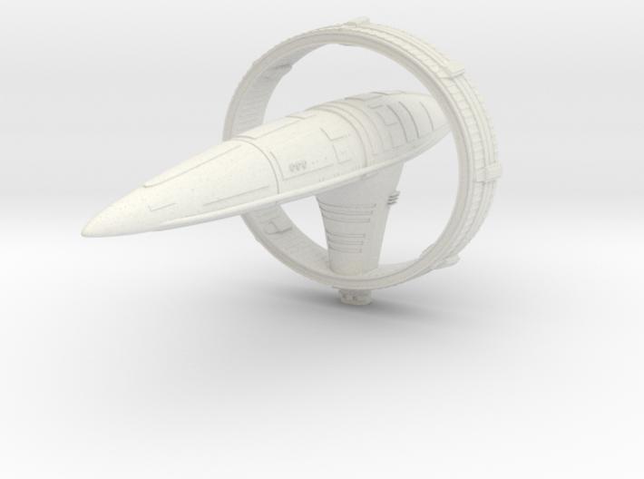 Vulcan Generic Cruiser 3d printed