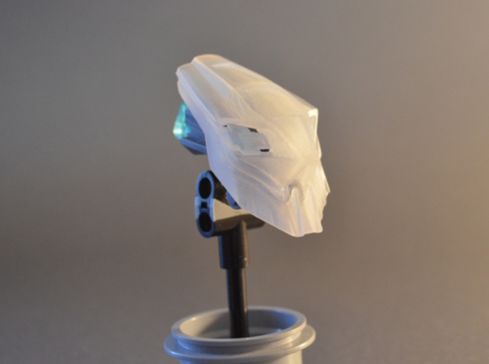 Mask of Rahi Control - Kualus 3d printed