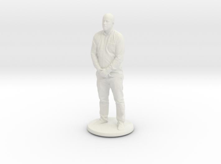 Printle C Homme 500 - 1/43 3d printed