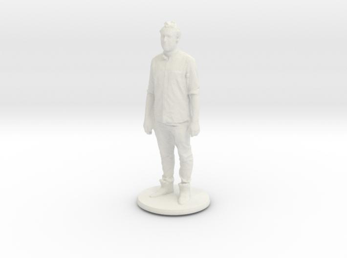 Printle C Homme 509 - 1/43 3d printed