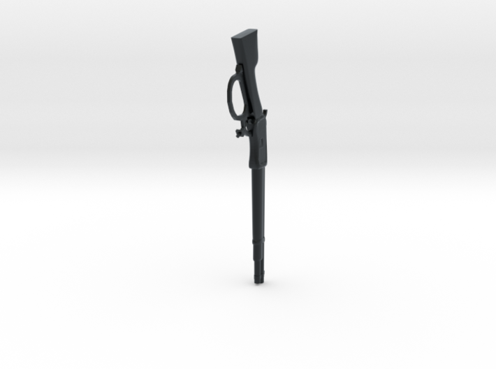 "1/18 Winchester ""Mare's Leg"" 3d printed"