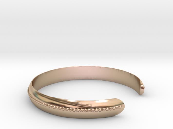 Bracelet QT Medium 3d printed