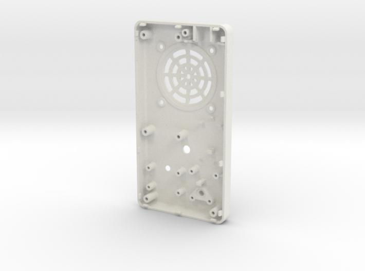 |pipe| connected doorbell: Casing Top 3d printed