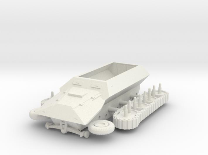 1/72 Einheitswagen HKp 606 3d printed