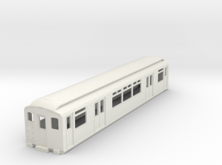 O-87-district-k-q27-stock-coach 3d printed