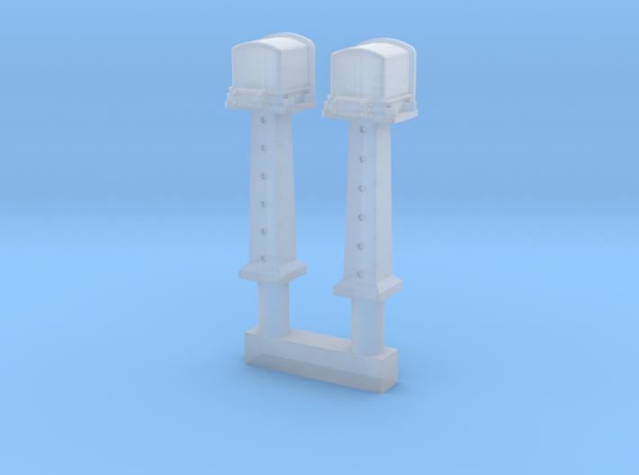 TJ-H04672x2 - Detonateurs sur poteau 3d printed