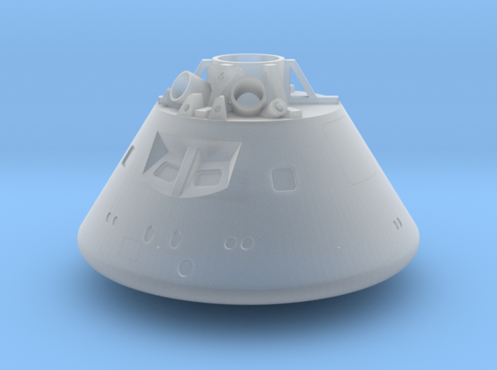 1/100 Orion Capsule (Name Your Own) 3d printed