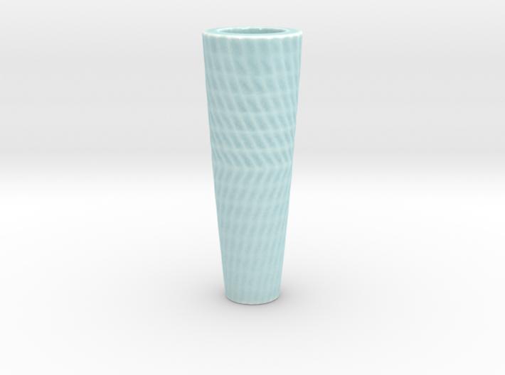 Tessellate Vase 3d printed